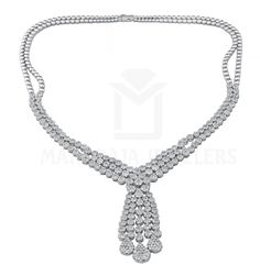 Custom Jewelry Houston - Necklace  #Houston #Diamonds #Necklace #DiamondNecklace #Jewelry