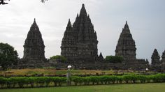 Prambanan, beatutiful Hindu temple in Klaten, Middle Java. #ThisisIndonesia