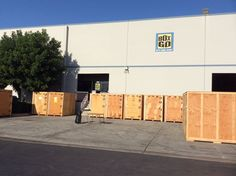 Box N Go Self Storage Van Nuys Start By Placing Some Of Your Items