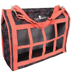 "Check out ""Classic Equine Top Load Hay Bag, 24"" x 19"" x 9-1/2"""" from Jeffers Pet"
