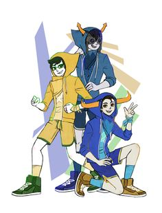 The Page Class Homestuck Street Tier