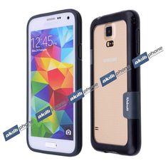 Walnutt Galaxy S5 i9600 G900 Bumper Çerçeve Silikon Kılıf