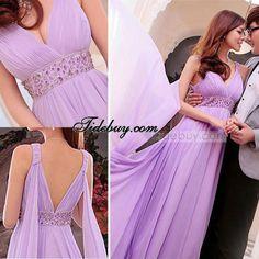 Pretty purple dress <3
