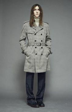 Marc Jacobs Fall Winter '15 Loobook | Men's Ready to Wear