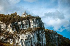Madonna del Sasso#Santuario#Orta, il più romantico dei laghi italiani