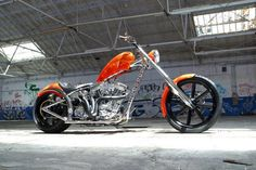 Kid Rock El Diablo II built by West Coast Choppers - WCC of U.S.A. - Image 5164