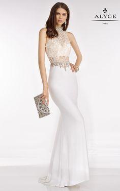 Alyce Paris 6590 | Bodycon Prom Dress