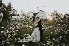 We can't get over the use of natural scenery in this image   Image by Sara Rogers Photography