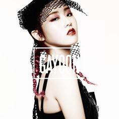 4Minute Gayoon 'Crazy' Era