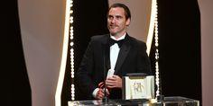 Cannes : Joaquin Phoenix, lauréat du prix d'interprétation masculine