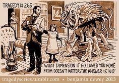 Lovecraftian humour FTW!