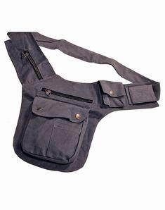 5756056a796 Large Pocket Belt Bag by TheFairiesPyjamas on Etsy Balenciaga City Bag