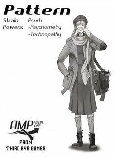 Third Eye Games Launches 'Amp: Year One' on Kickstarter