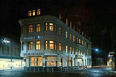 Hotel De Graaf, Enschede. Gesloopt 1968. Alleen voor de allerrijksten... Nu alleen nog kruispunt De Graaf.