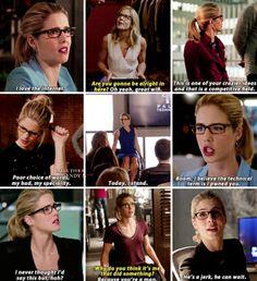 Felicity Smoak #Arrow <3<3<3
