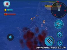 Angry Shark 2016 Cheats & Hack for Coins, Skins, & Levels Unlock  #AngryShark2016 #Simulation #Strategy http://appgamecheats.com/angry-shark-2016-cheats-hack/