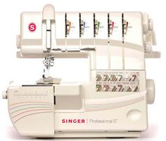 Sewing with Sergers: What Can My Serger Do?