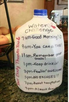 Water challenge #acnemapchest