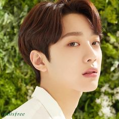Wanna One Innisfree Photoshoot Guanlin