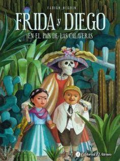 Una historia ilustrada para niños con Frida Kahlo y Diego Rivera como protagonistas - Télam - Agencia Nacional de Noticias