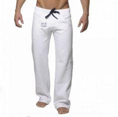 SP034 KANGAROO SWEAT PANT WHITE Kangaroo, Sweatpants, Tops, Fashion, Baby Bjorn, Moda, Fashion Styles, Fashion Illustrations