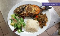 Menu complet pour 2 ou 4 personnes - Restaurant Le Vip's à Sausset-les-Pins
