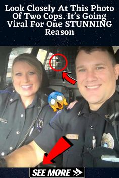 #Look #Closely At #This #Photo Of #Two #Cops. It's #Going #Viral For# #One #STUNNING #Reason Haha Funny, Lol, Best Body Weight Exercises, Strict Parents, New Pins, Really Funny, Funny Moments, Dankest Memes, Fails