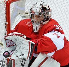 Carey Price. Team canada. Men's hockey. Sochi 2014 Olympics.