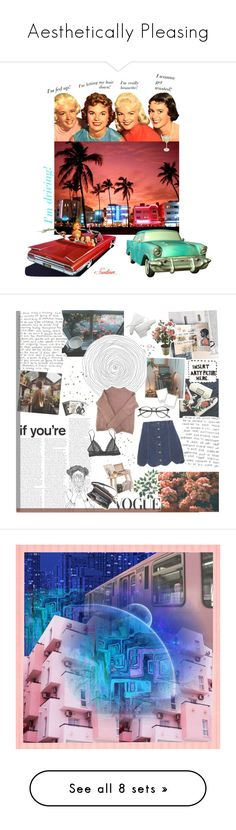 """""""Aesthetically Pleasing"""" by high-on-music ❤ liked on Polyvore featuring art, Assouline Publishing, GET LOST, Acne Studios, Eberjey, contestentry, polyPresents, resolutions, Sonix and Ray-Ban"""