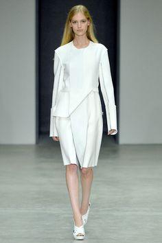 Calvin Klein Collection   Spring 2014 Ready-to-Wear Collection   Style.com