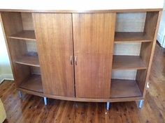 Spacious Storage Cabinet with DoubleSliding Doors (Nordic Design