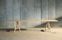 Heerenhuis Manufactuur | Tables | TRESTLE MTM