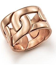 On Sale! Pomellato Tango Ring in 18K Rose Gold