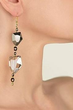Gaele Drop Earrings, Collection, Jewelry, Fashion, Moda, Jewlery, Jewerly, Fashion Styles, Schmuck
