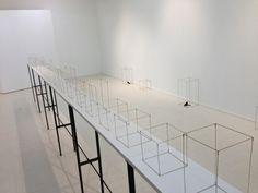 HiNGE-Dept.Accessory Liisa Hashimoto solo exhibition [ Townscape ]
