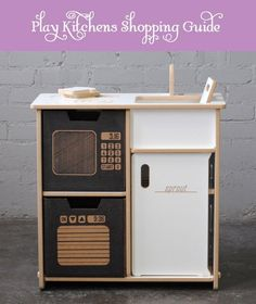"Play kitchens are a popular holiday gift and usually they're ""the big gift.""  And for good reason - they're not cheap and they take up space.  But they're very often a favorite toy that kids return to again and again (sometimes daily), often for a few years.  Here are twenty five to consider along with some purchasing advice."