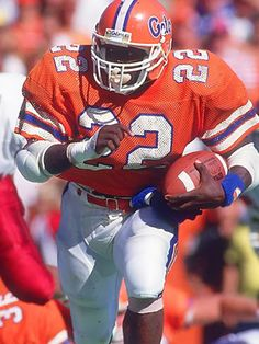 """Even if he was a GATOR  """"Chomp Chomp""""  Number 22 back then."""
