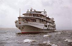 BAGRATION motor vessel