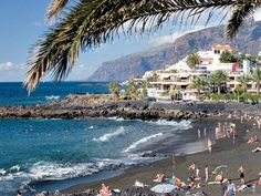 Tenerife - This looks almost identical to a few of photos I took in Tenerife - definitely a place I would revisit.