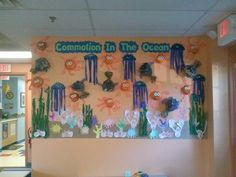 Commotion In The Ocean Bulletin Board