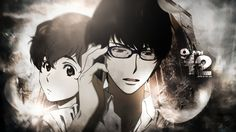 Zankyou no Terror Wallpaper by Redeye27.deviantart.com on @DeviantArt