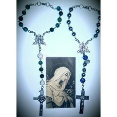 Car rosaries for orders email me at mimiandlola@gmail
