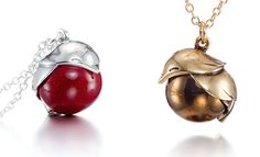 Autumn Tintit necklaces, Kalevala jewelry, Finnish design Pearl Earrings, Drop Earrings, Bronze Pendant, Bird Jewelry, Betty Boop, Cartier, 1960s, Jewerly, Hello Kitty