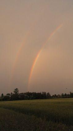#Rainbow pelangi kembar klaten