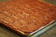 Lost Button Studio: Homemade Brownies Recipe - Big Batch