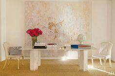 Decor Inspiration | at office with : Aerin Lauder Manhattan