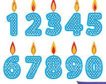 Blue Number Candles Clipart. Boys Birthday Clipart. Blue Candles Clip Art. Boys Birthday Clipart. Numbers Clipart. Birthday Digital.
