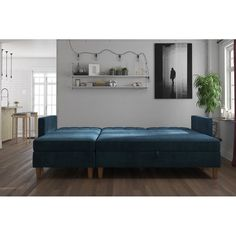 This Stigall Futon Storage Reversible Sleeper Sectional is the perfect small space solution. This futon is a comfy yet space saving piece that will nicely compliment your living room. Enjoy its multifunctio Sleeper Sectional, Reclining Sectional, Chaise Sofa, Futon Chair, Sofa Bed, Best Sectionals, Futon Mattress, Quality Furniture, Upcycling