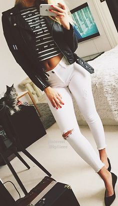 ✿ Street Women's Style Outfits ✿