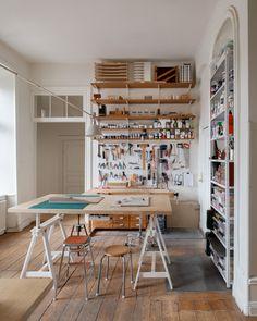 Studio – Jägnefält Milton Loft, Bed, Furniture, Home Decor, Decoration Home, Stream Bed, Room Decor, Lofts, Home Furnishings